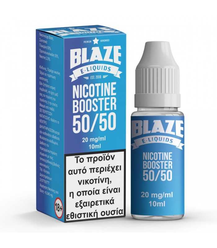 Blaze Nicotine Booster 20mg/ml 50/50