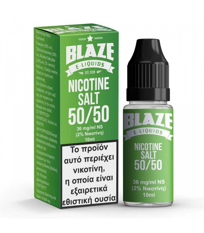 Blaze Nicotine Salt 20mg/ml 50/50