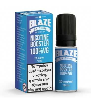 Blaze Nicotine Booster 20mg/ml 100% VG
